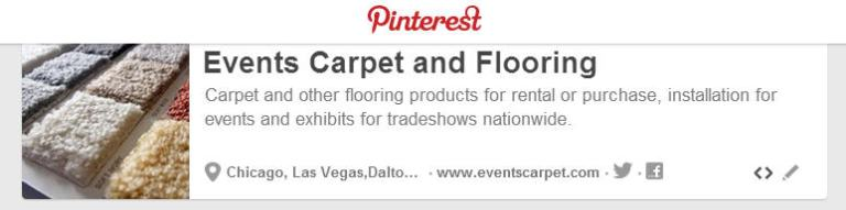 Take a look at our pinterest page