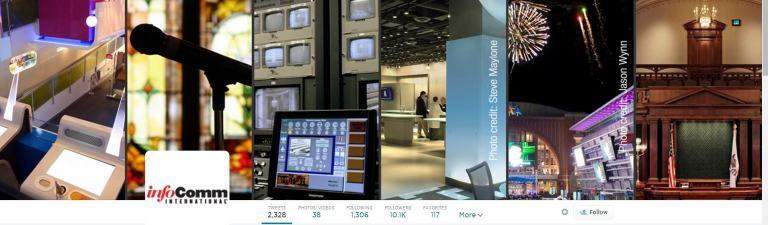 infocomm 2014 twitter