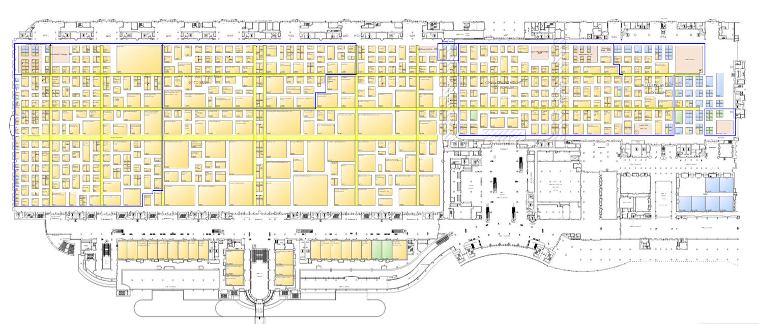 Orange County Convention Center Floor Plan: IT'S YOUR BOOTH MAKE IT GREAT