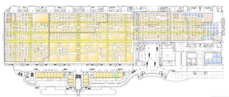 infocomm floor plan